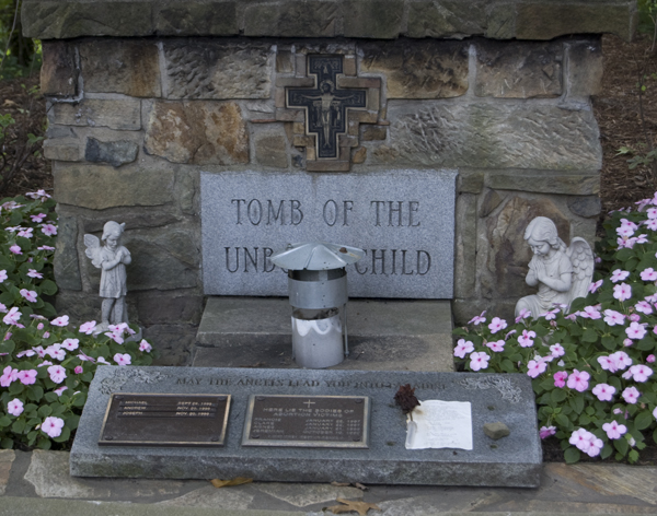 The tomb